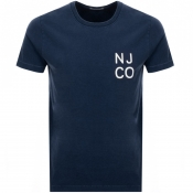 Product Image for Nudie Jeans Roy T Shirt Navy